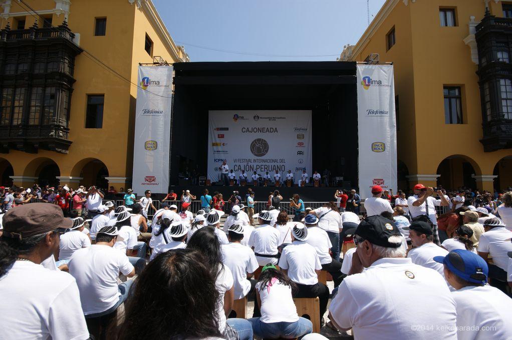 第6回国際カホンフェスティバル
