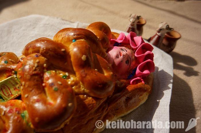 赤ちゃんパン