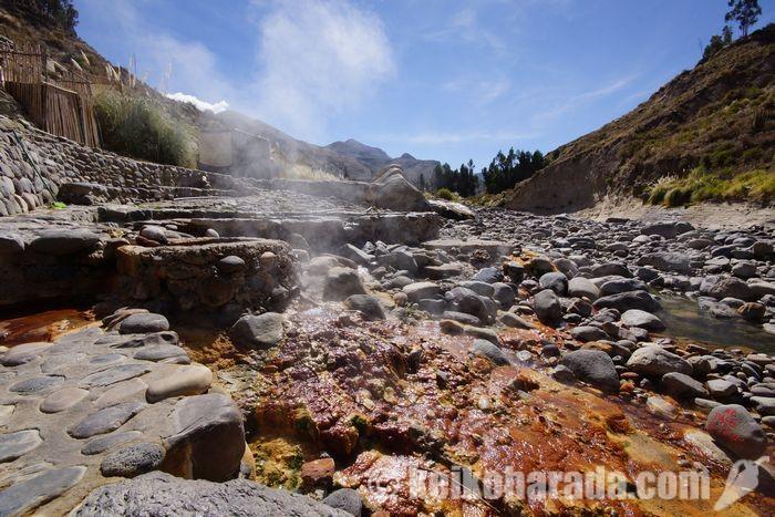 タンボ温泉