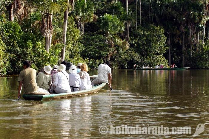 タンボパタ自然保護区