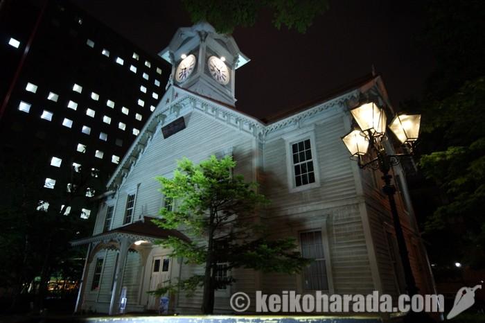 札幌 時計塔