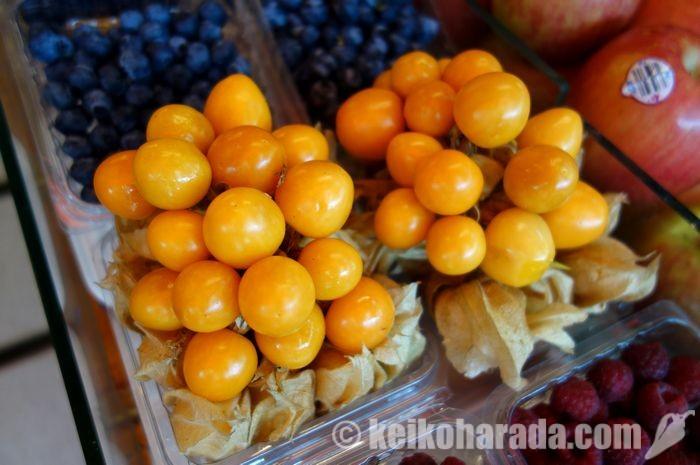 ペルーの果物たち