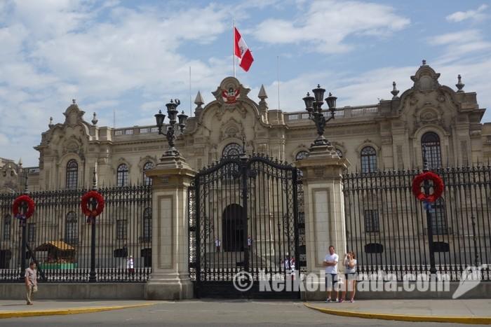 大統領宮殿