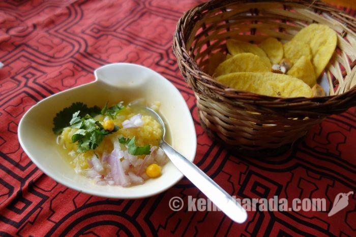 セルバ料理レストランEl Pichito