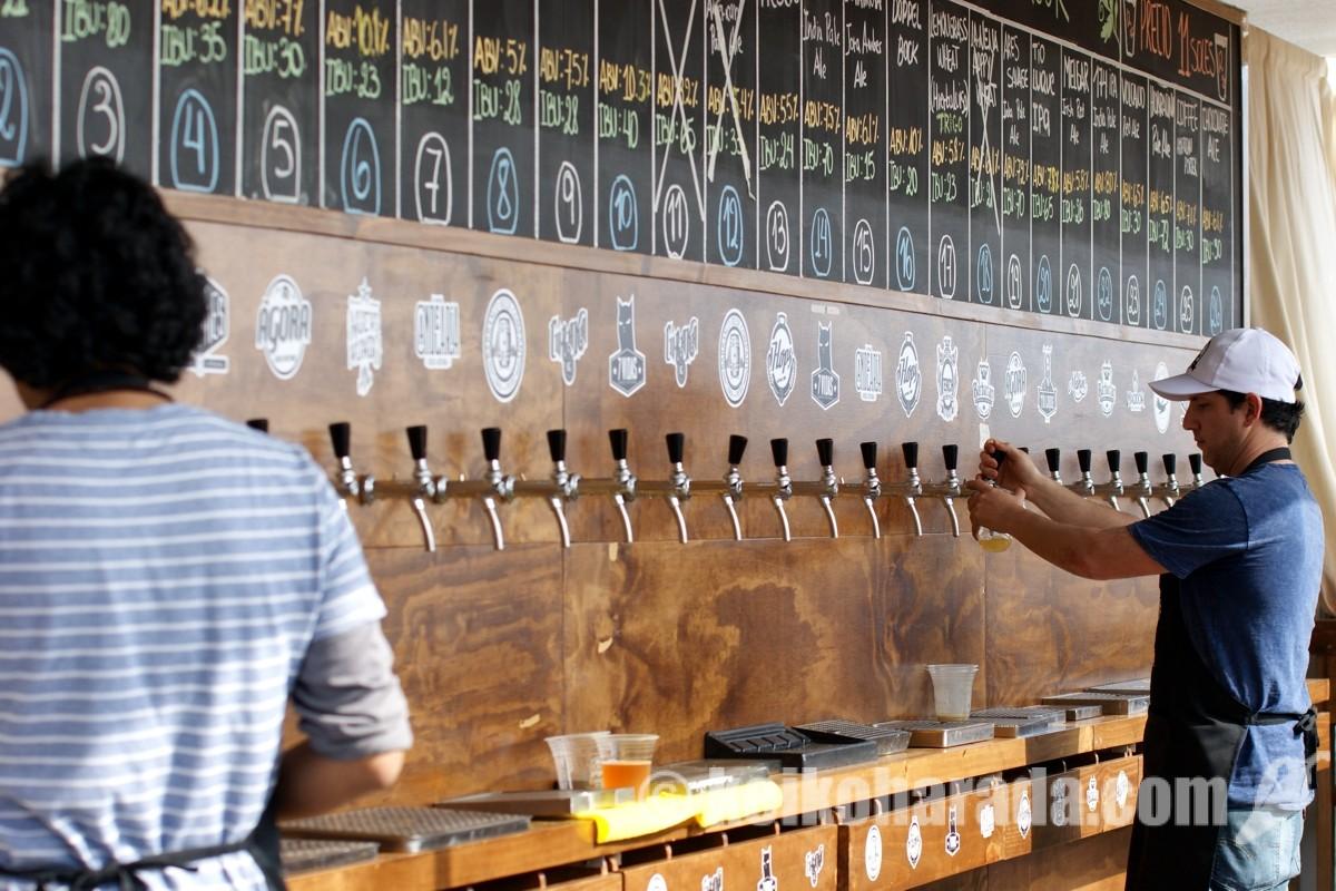 ペルー産クラフトビール