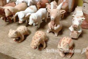 アヤクチョの工芸品