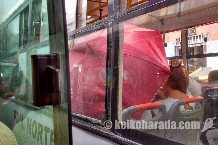 リマの日傘