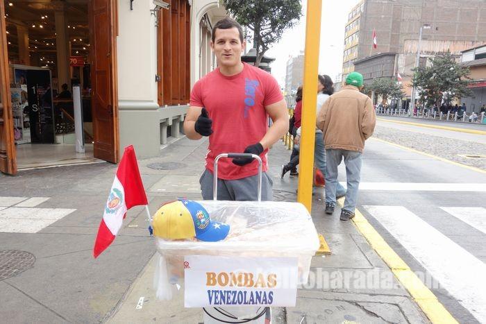 リマのベネズエラ人