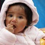 クスコの赤ちゃん