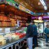 カハマルカのチーズ屋さん