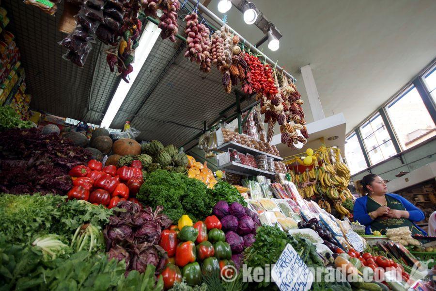 スルキージョの市場