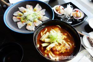 Toshi Japanese Restaurant 料理