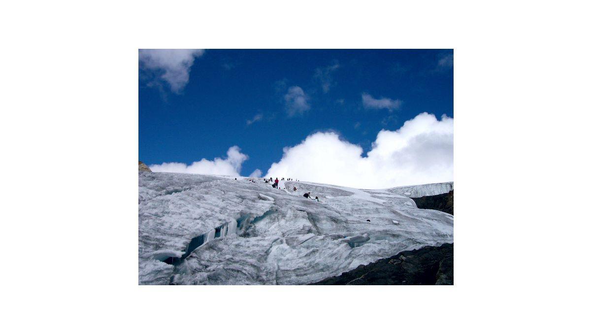 パストルリ氷河