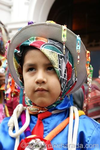 パウカルタンボの祭り