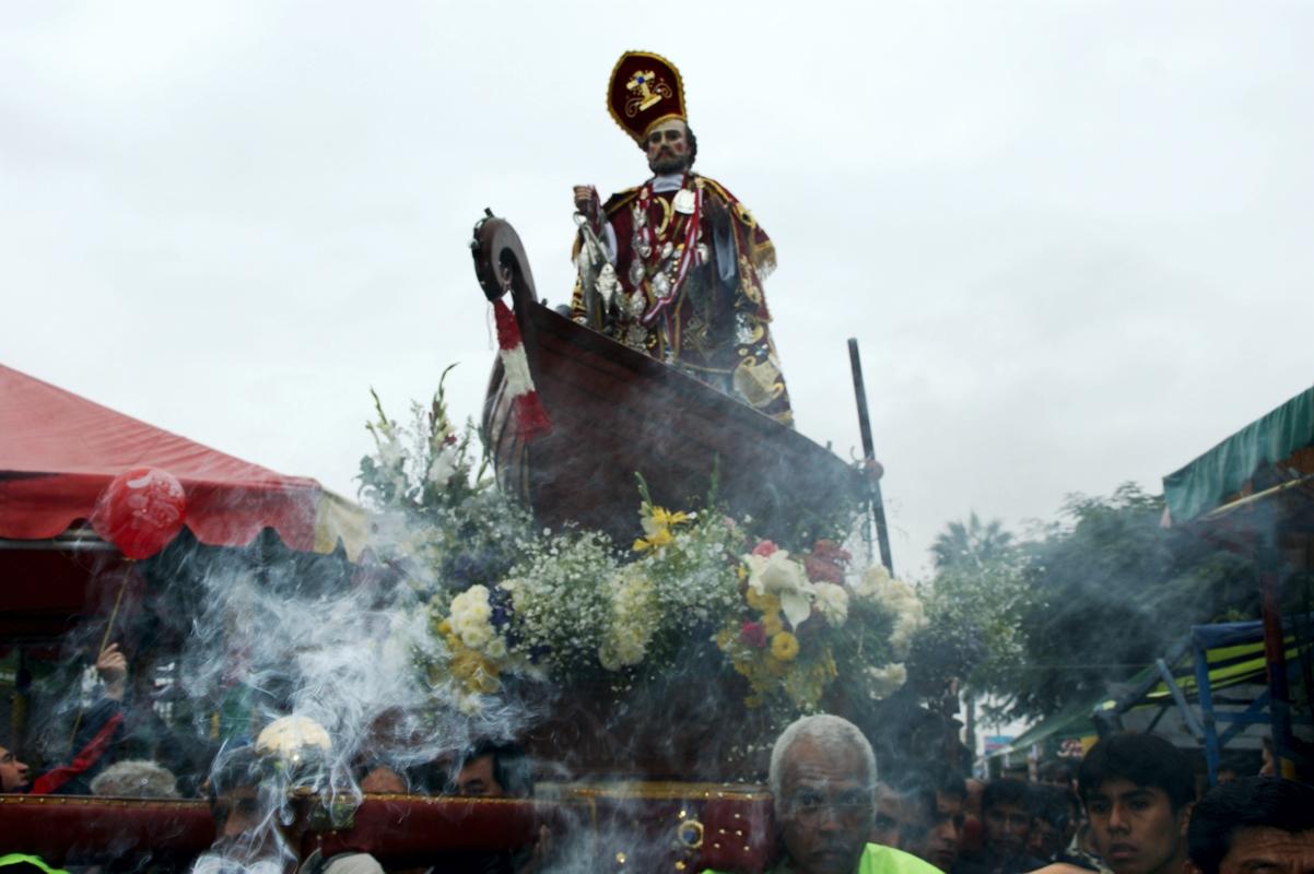 サンペドロの祭り
