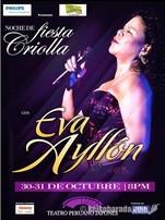 Noche de Fiesta Criolla con Eva Ayllón
