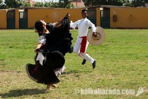 愛の踊り、ペルーのマリネラ