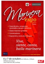 Marinera EXPO 2013 Lima