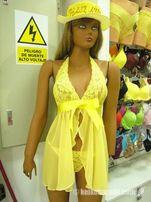 幸せの黄色い下着と、厄払いのアーニョ・ビエホ人形