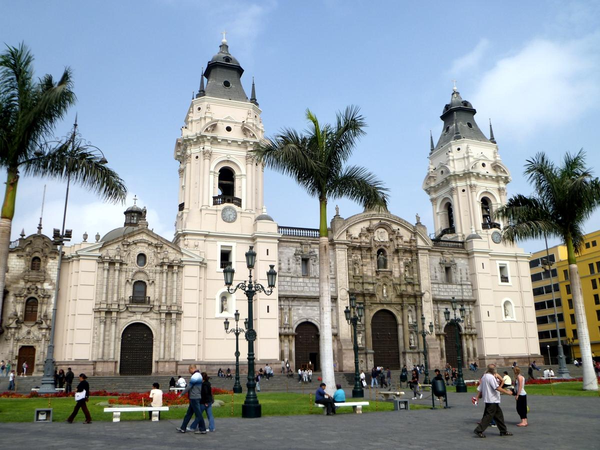リマの大聖堂