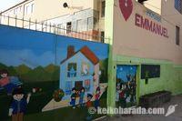 子ども地球ナビ・孤児院に暮らす女の子たち
