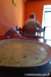 アンデスのスープ