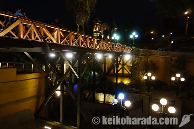 バランコの溜息橋