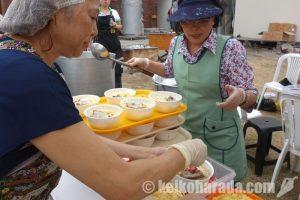 沖縄祭り、ソーキソバ
