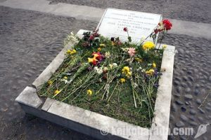 ラテンアメリカ最古の公共墓地、プレスビテロ・マティアス・マエストロ