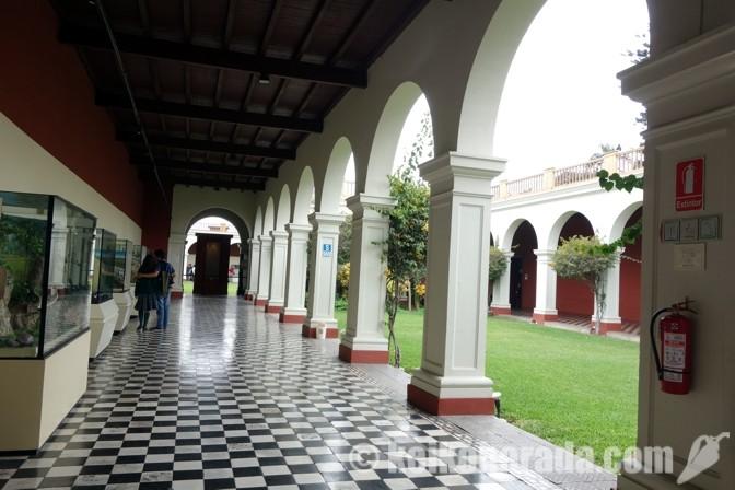 ペルー国立考古学人類学歴史学博物館