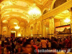 ペルーの大統領宮殿を見学!