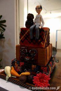 天野芳太郎ケーキ