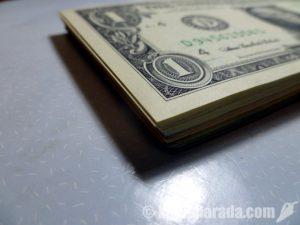 1ドル=3.465ソレス 11年半ぶりのドル高