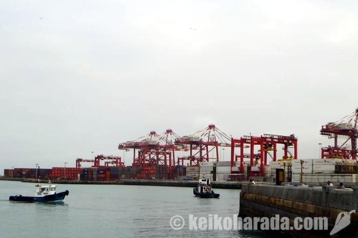 カリャオ港