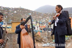 ペルー最大の墓地「ヌエバ・エスペランサ」と死者の日