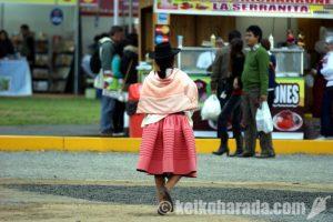 リマの英語話者8% ケチュア語は18%
