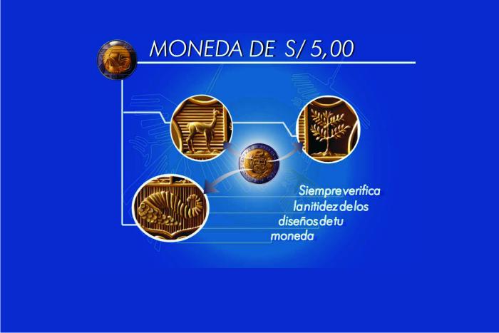 5ソレス硬貨