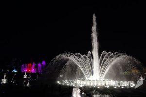 リマの噴水公園
