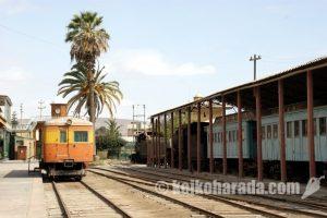 タクナ⇔アリカ国際列車4月運行再開