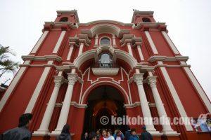 リマのサンタ・ロサ教会