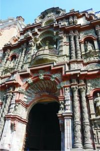 ラ・メルセ教会