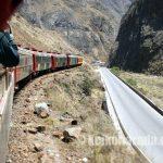 アンデス中央鉄道近代化改修9月完工予定