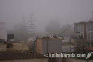 リマ首都圏 今週は朝の冷え込みが続く模様
