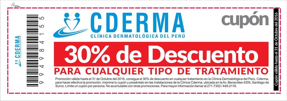 30%割引きクーポン(2016年10月31日まで)