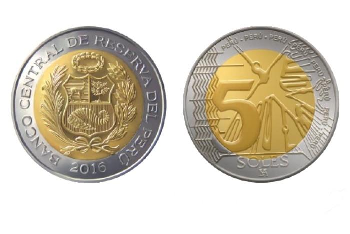 新5ソレス硬貨