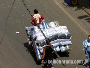 ペルー経済 76.5%がインフォーマル事業者