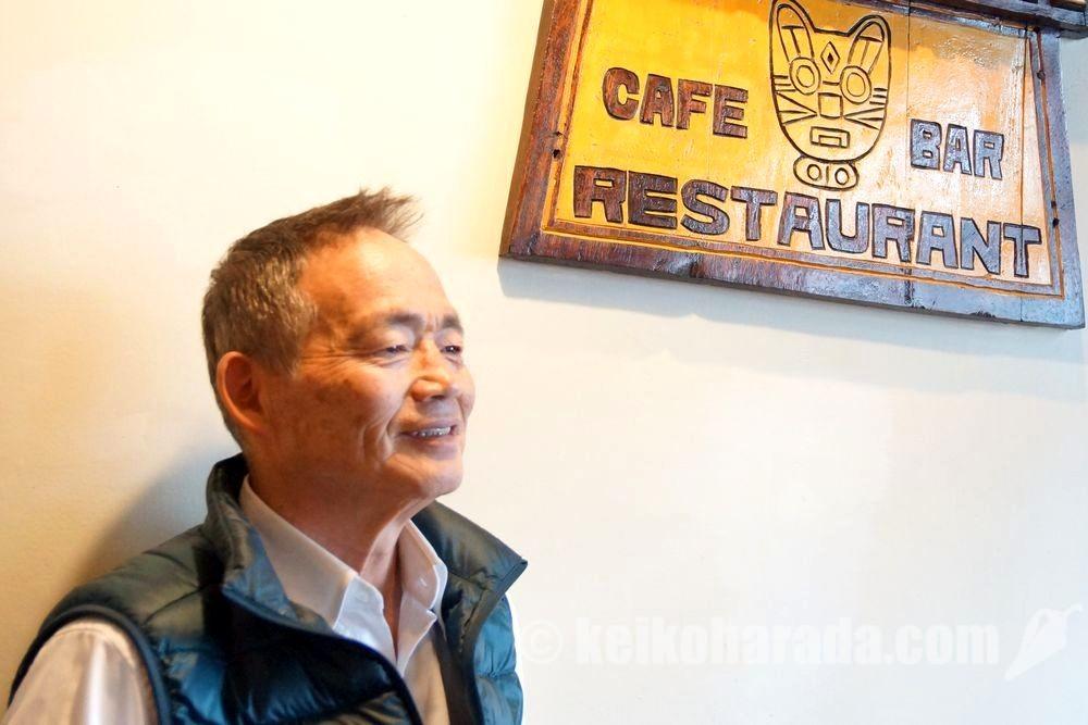 プカラの鈴木健夫さん