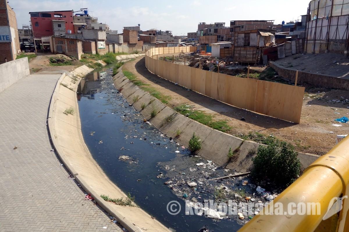 サルミージャ国際水路