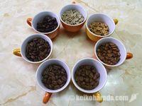 高橋さんのコーヒー豆