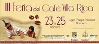III Feria del Café Villa Rica